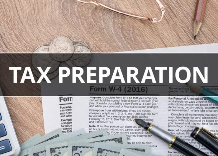 Tax Preparation Services 3